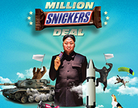 Million Snickers Deal