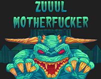 ZUUL MOTHERFUCKER !