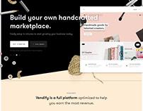 Vendify - Marketplace WordPress Theme
