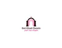 Bait Albadr Sweets ll logo