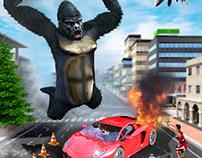 Mad Gorilla City Smasher
