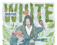 John Paul White | Gig Poster