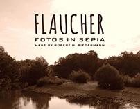 Flaucher in Sepia