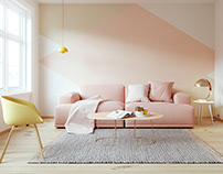 Connect Sofa | Muuto || CGI