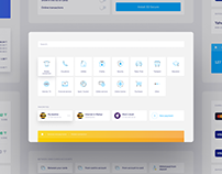 Onlinebanking UI components