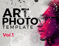 Art Photo Template