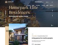 Real Estate & Luxury Homes Joomla Template
