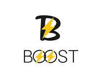 Simple Boost Logo