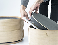 Reunion Stools - Asian Eating Culture