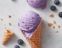 Keventers Ice-Creamery Cones
