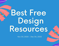 10 Best Free Graphic Design Resources Roundup #44