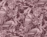 Ornate Animal Patterns
