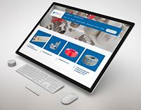 Web Design - Online Store - SantechComplect