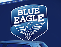 Blue Eagle (Visual Identity)