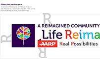 Branding - Life Reimagined Community Logo