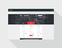 Hosting Web Design #3