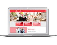 Marmara Huzurevi Web Tasarım
