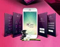 Spa Mobile App