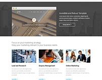 Enix - Modern Corporate HTML Template