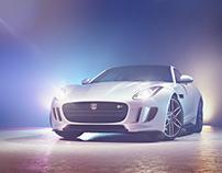 Jaguar F-Type Studio
