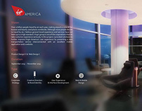 Virgin America  |  Identity, UI & Product Placement