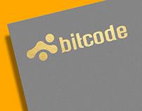 Brand Identity Design Bitcode