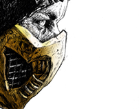 Scorpion: Mortal Kombat X