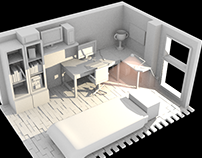 Hogar (Home) - Unreal Engine Day/Night Environment