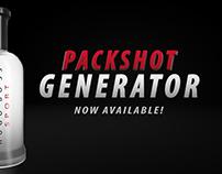 Packshot Generator