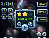 Cosmic Game UI