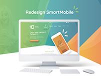 Redesign Website Smartmobile