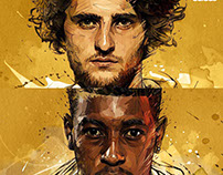 ADIDAS- PSG players