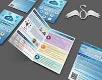 Brochure design   DeltaStep