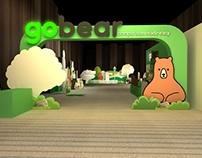 GOBEAR LAUNCHING