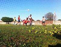 Toque de Amor - Escolinha de Futebol