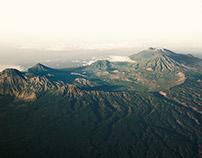 Vulcanos, Indonesia