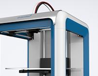 Stratomaker 3D printer