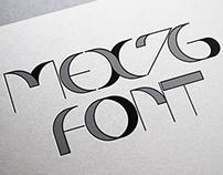 MEX76 font