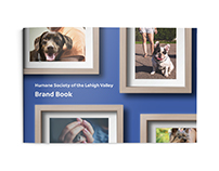Humane Society of the Lehigh Valley Brand Book