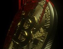 Bitcoin Blood - Octane C4D
