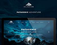 Glaciar | Propuesta Web