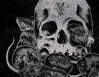Plagas del metal - Poster
