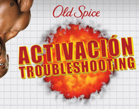 Old Spice - TroubleShooting