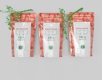 Project Packaging ORIENTAL TEA