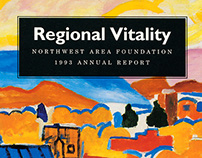 Northwest Area Foundation Annual Reports