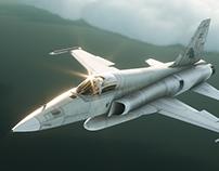 Nothrop F-5E