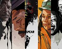Reggae Portraits