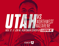 Utah Men's Basketball | 2016 Branding