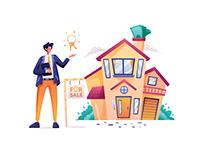 Real Estate Salesman