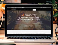 Abacus Financial Services / Website